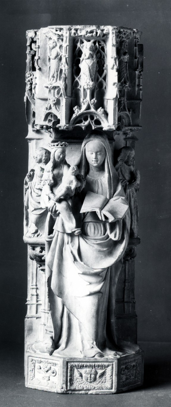 St. Anne Holding the Virgin with Christ Child