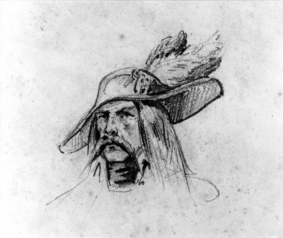 Head of a Soldier