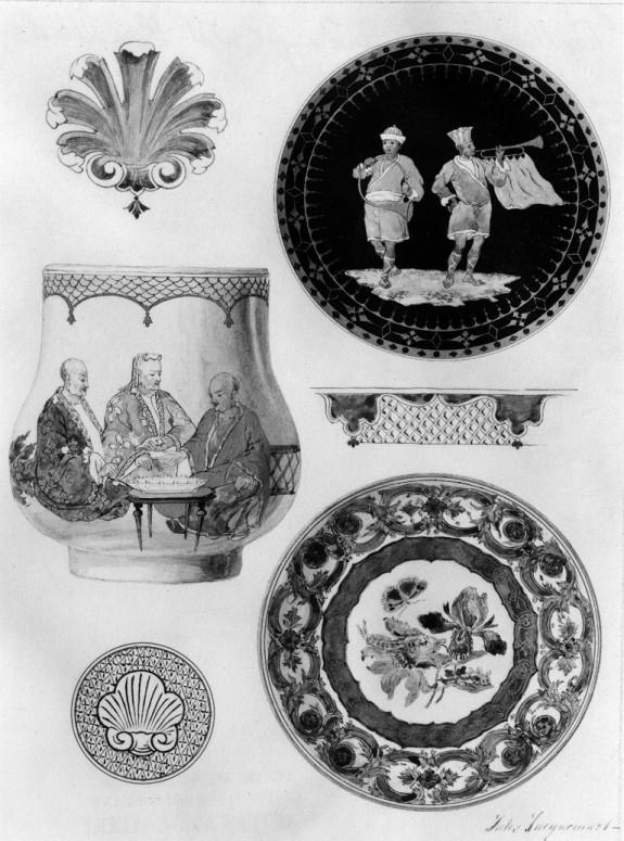 Porcelaine impèriale japonaise