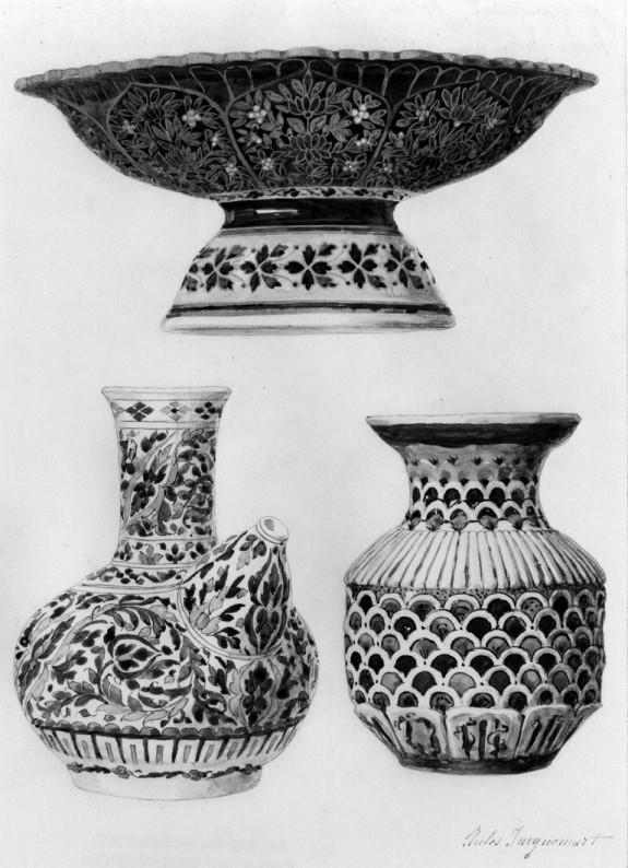 Porcelaine de Perse