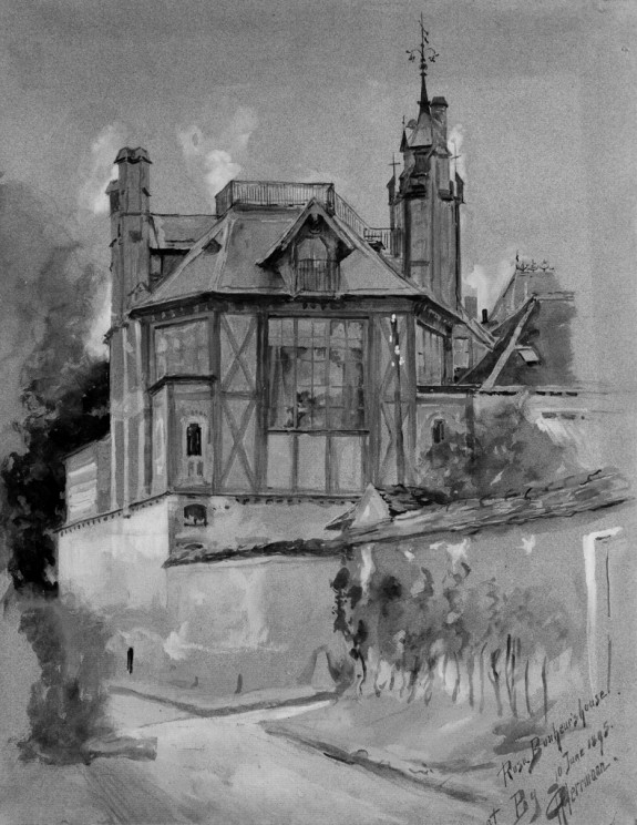 Rosa Bonheur's House