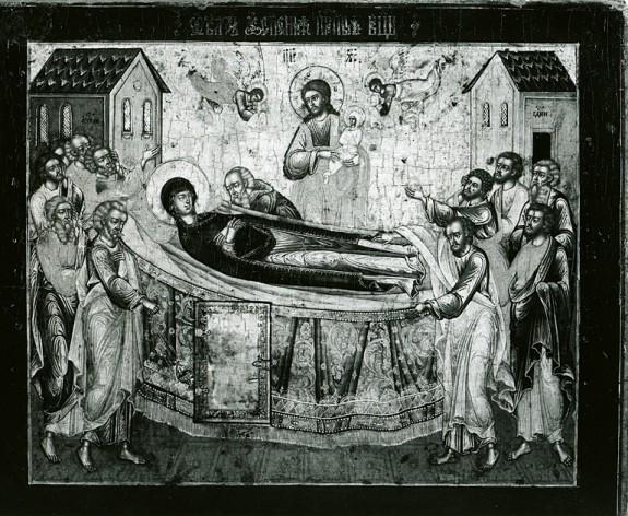 Dormition (Death) of the Virgin