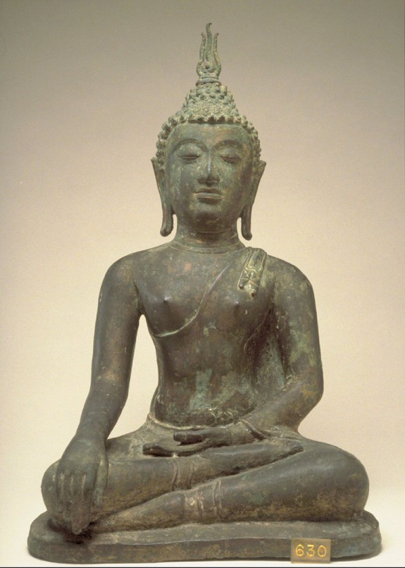 Buddha at the Moment of Victory