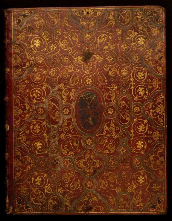 Binding from Dogale of Francesco della Rovere Mamiami