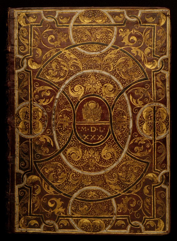 Binding from Dogale of Zuane Badoer