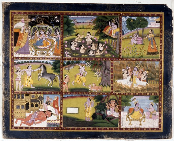 Episodes from the Life of Krishna