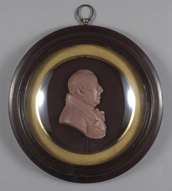 Portrait Bust of Stephen Ardesoif, Esq.