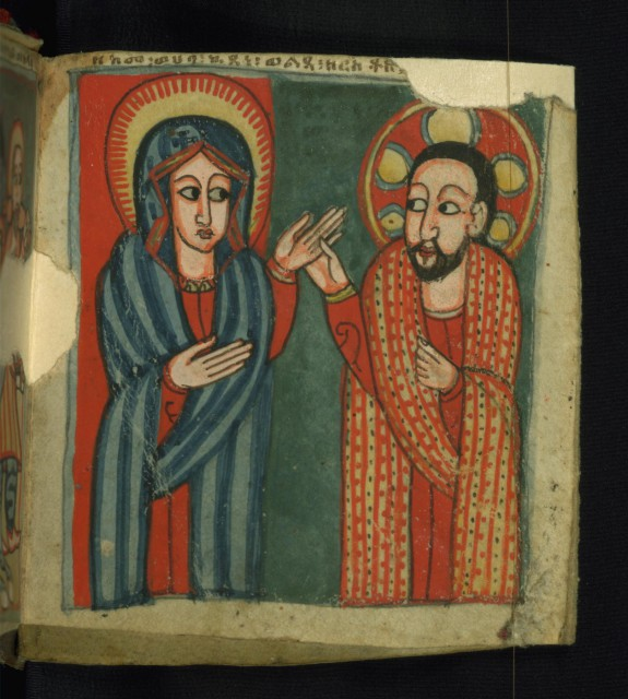 The Covenant that earned Mary the name Kidana Mhrat, or
