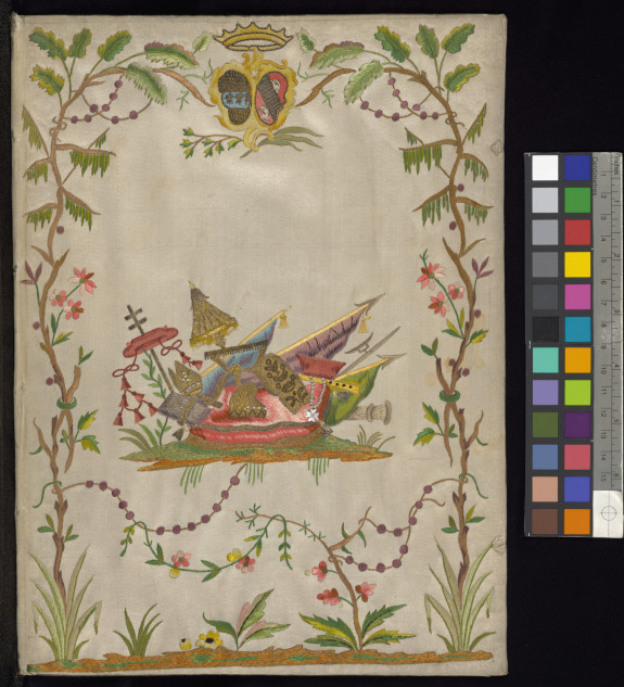 Arms of Maria Lippomani & Alvise Querini