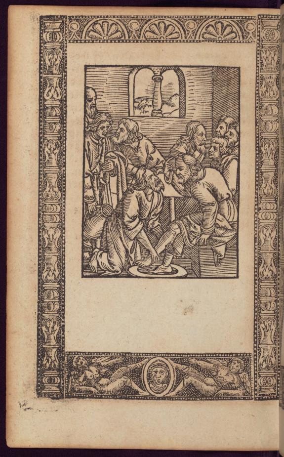 Betbüchlein mit dem Kalender und Passional auffs neu Corrigiert und gemehret. Durch D. Mart. Luther.