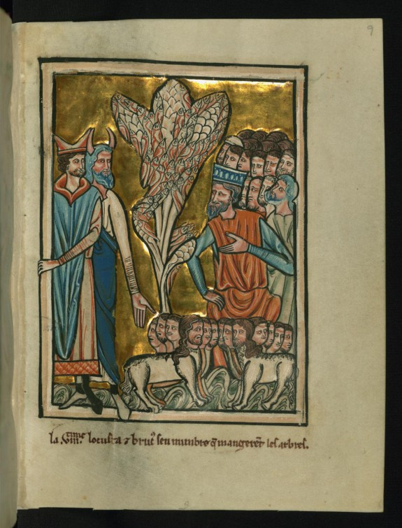 The Eighth Plague: Locusts (Exodus 10:12-15)