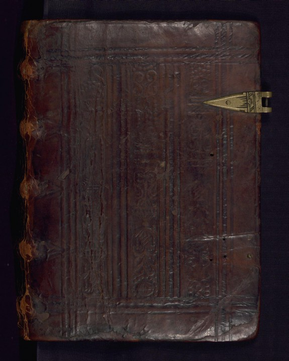 Binding from Franciscan Liturgical Psalter
