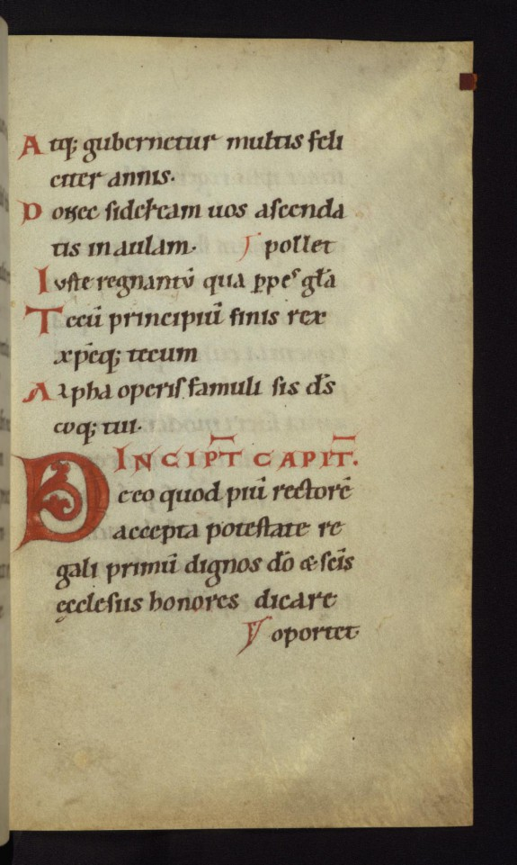 Decorated initial D