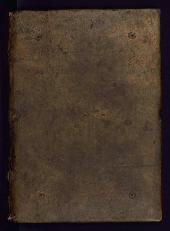 Binding from Gloss on The lamentations of Jeremiah