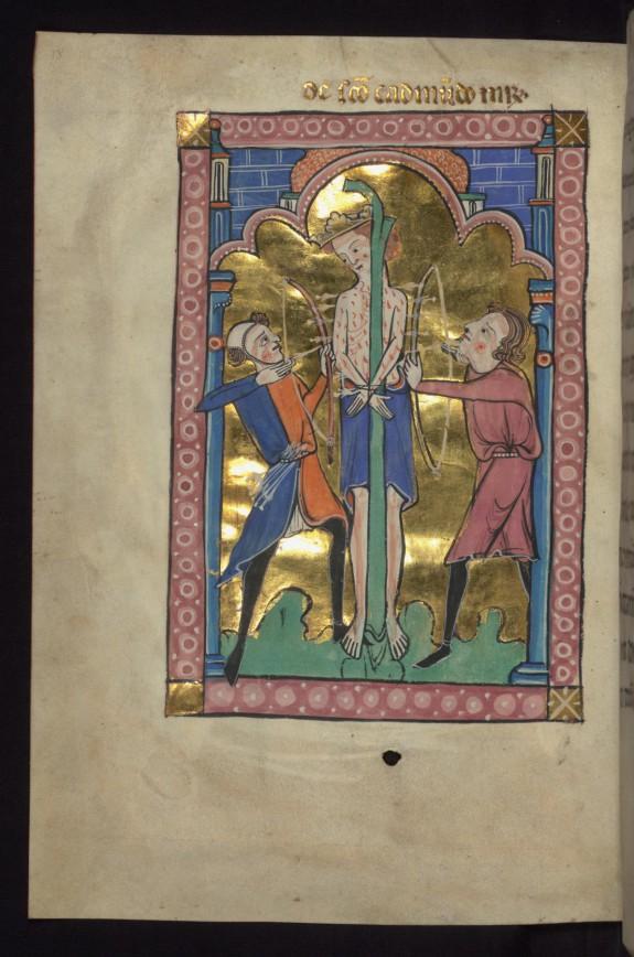 Martyrdom of King Edmund