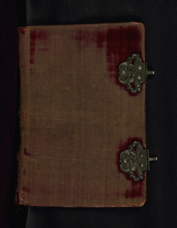 Binding from Cologne Psalter-Hours