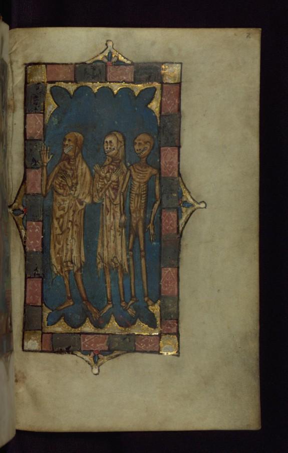 The Three Dead