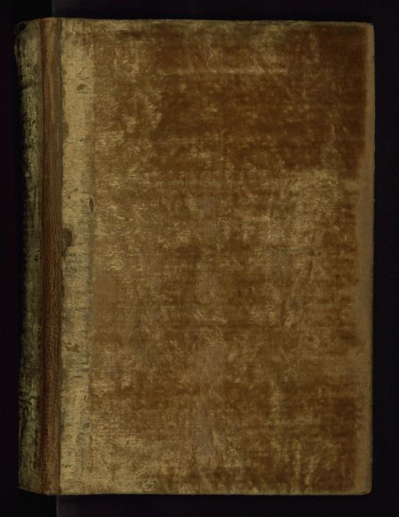 Binding from Gospel Book