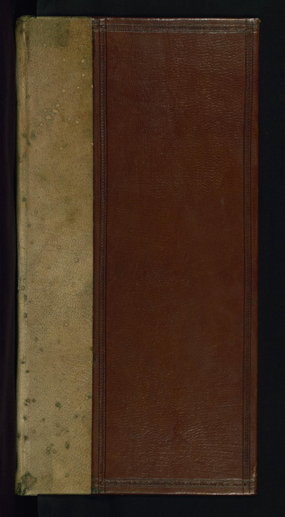 Binding from Commentary on an Abridgment of the Canon of Medicine