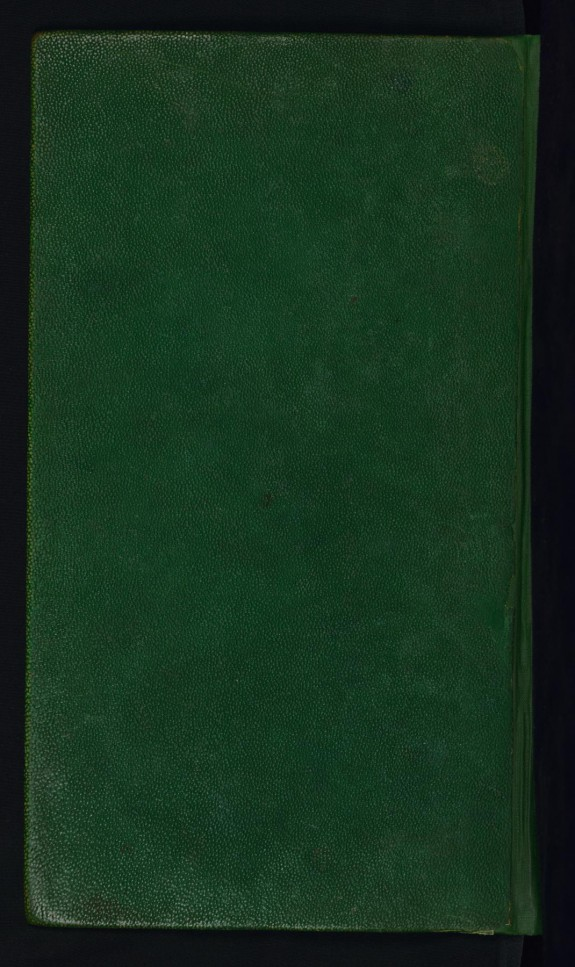 Binding from Collection of Poems (masnavi)