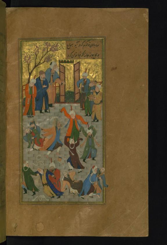 Sufis Performing Sama