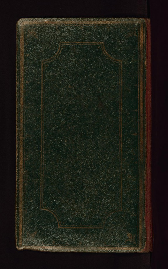 Binding from Anthology of Persian Poetry