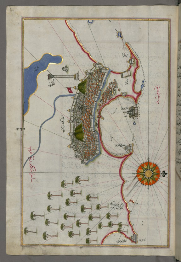 Map of the City of Alexandria