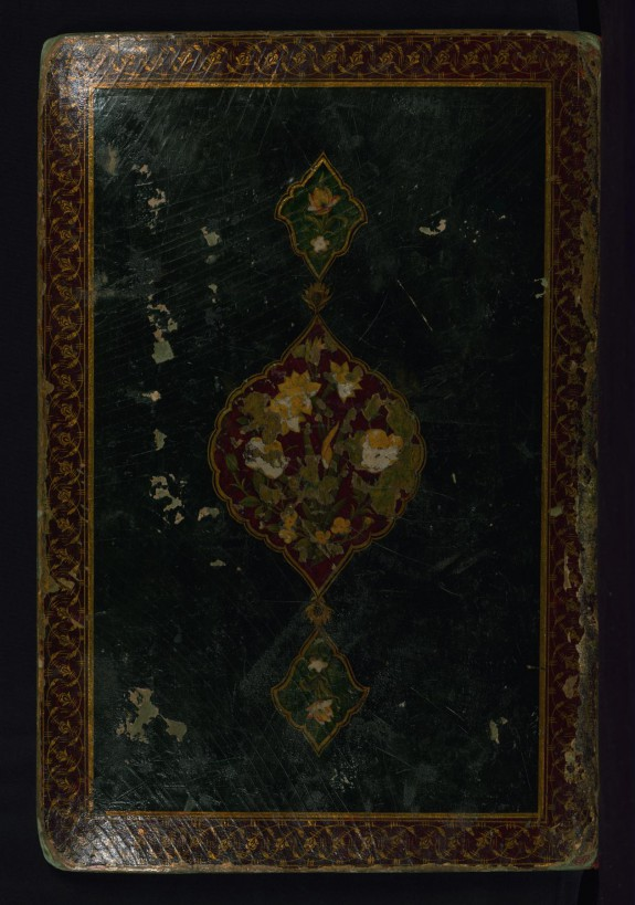 Album of Persian and Indian Calligraphy and Paintings