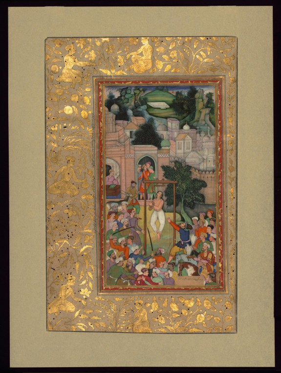 The Hanging of Shah 'Abd al-Ma'ali