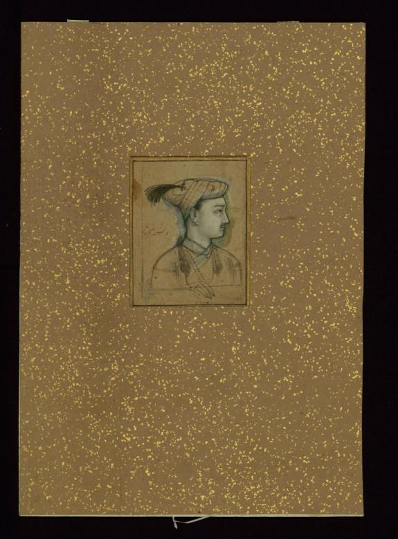 Portrait of Shahriyar