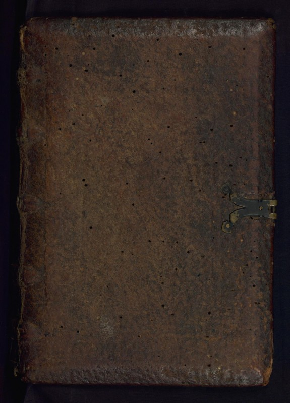 Binding from Psalter of St. Mary of Strasbourg