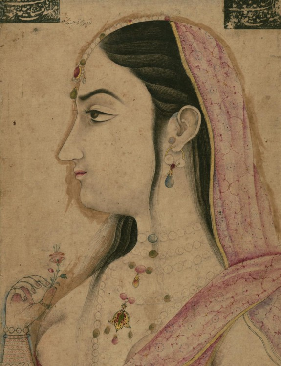 Portrait of Lal Kunwar