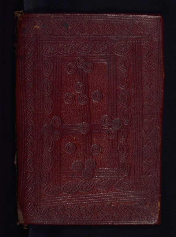 Binding for Anaphora of Mary (Mass book)