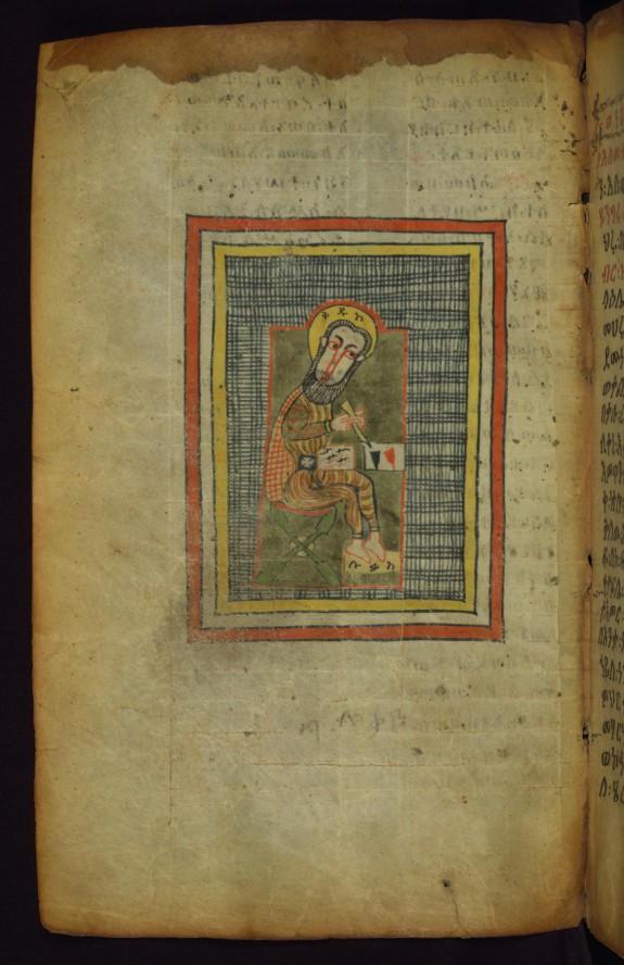 Portrait of the Evangelist Luke