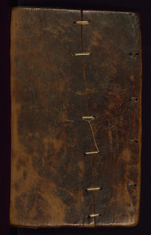 Binding for Ethiopian Gospels