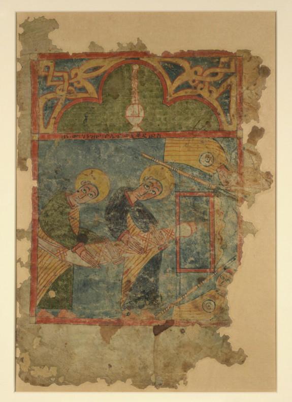 Burial of Christ by Joseph and Nicodemus