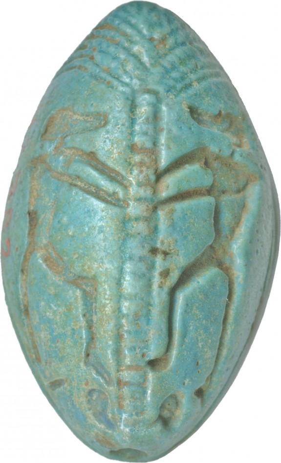 Large Amuletic Bead