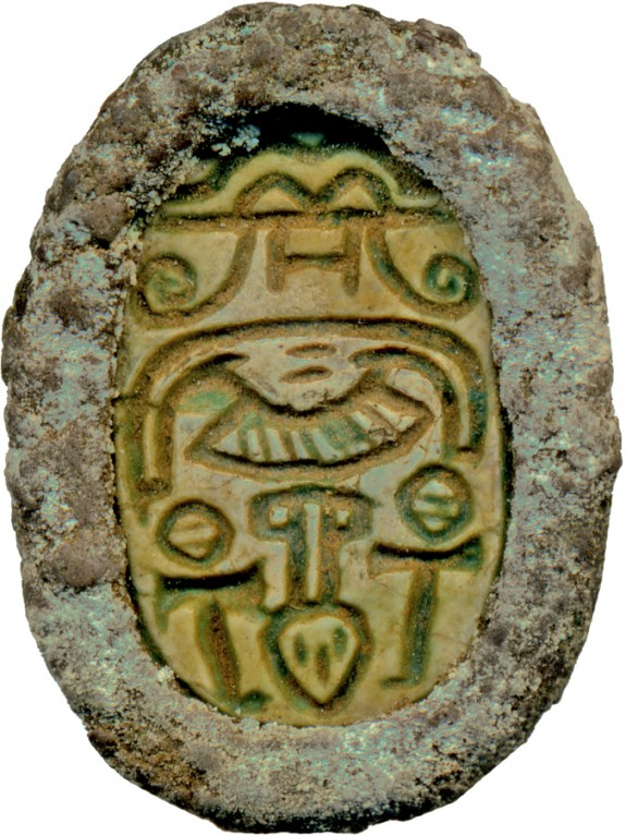 Scarab with
