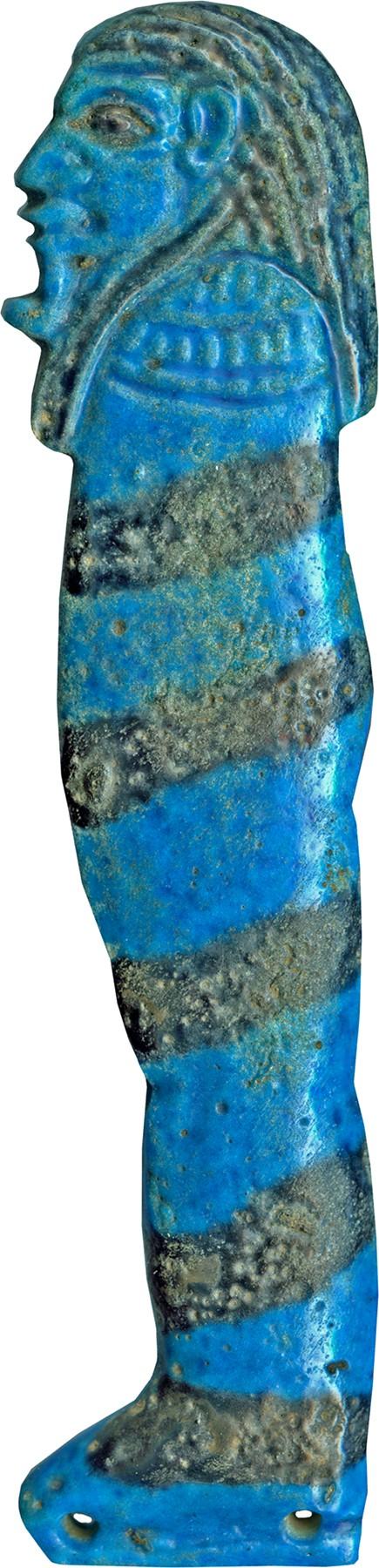 Amuletic Figure of Imsety, Son of Horus