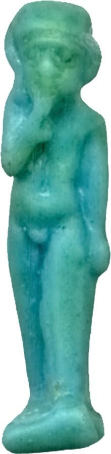 Pendant, Horus the Child