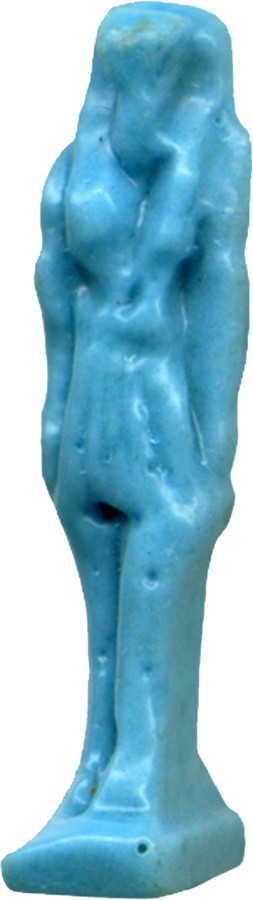 Figure of Neheb-Kau (?) (Snake-headed)