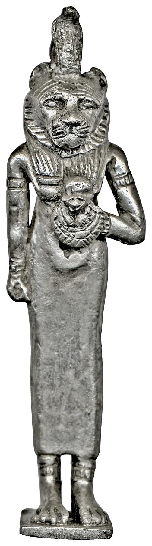 Lion-Headed Goddess