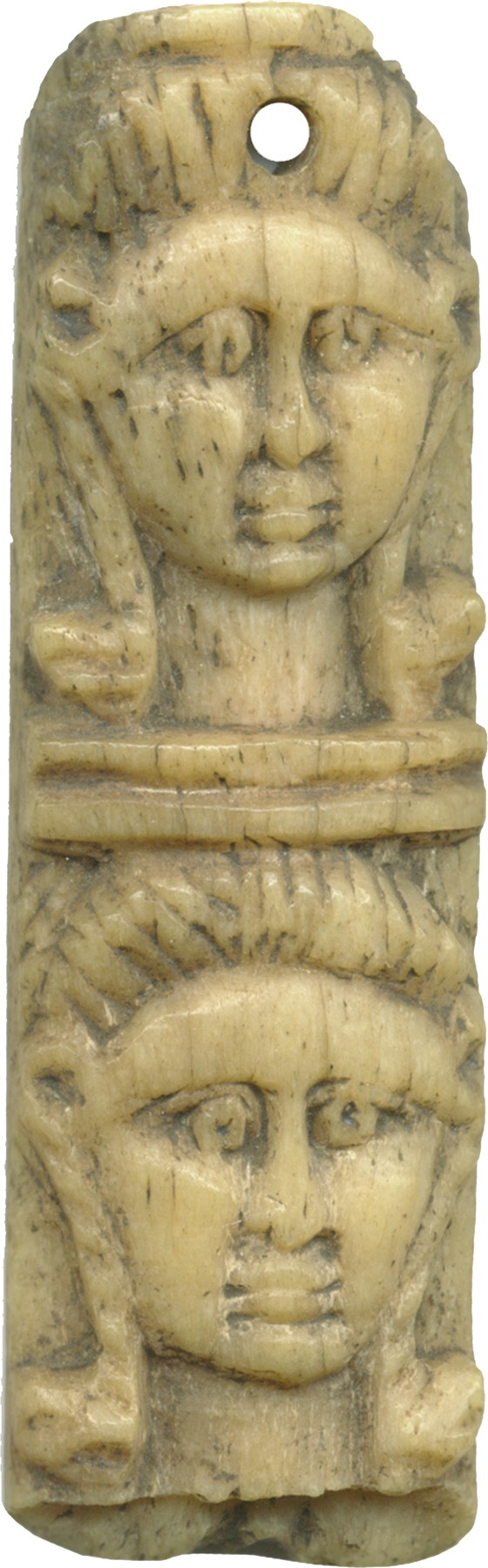 Heads of Hathor