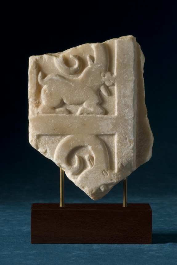 Fragment of an Ibex Frieze