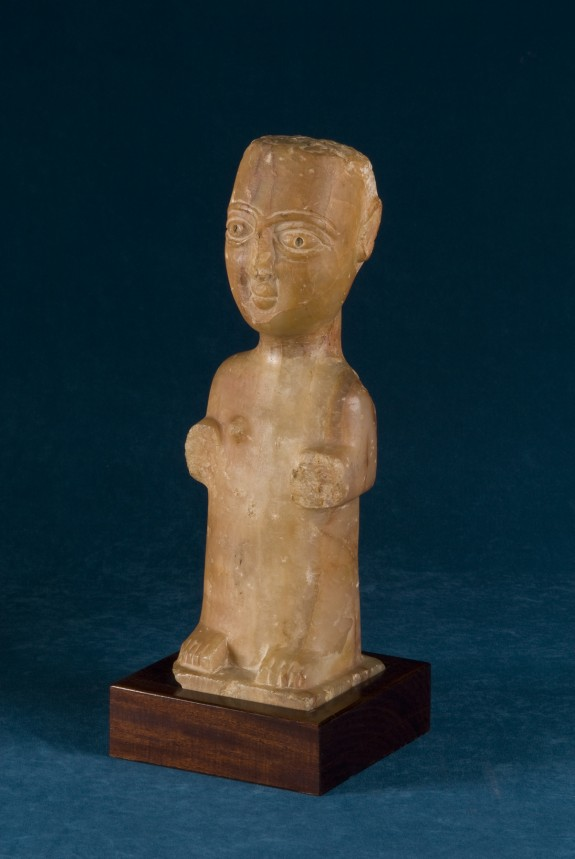 Figure of a Female Worshiper