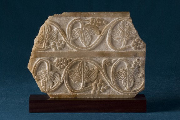 Relief with Vines