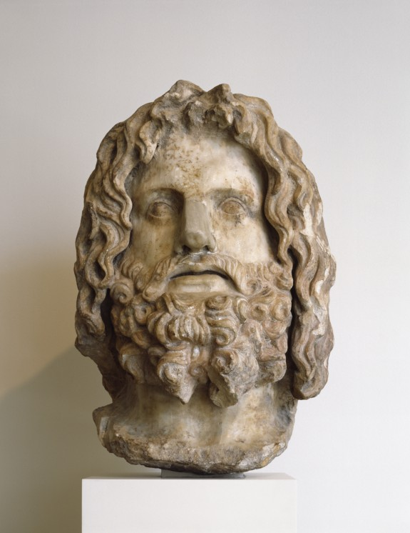 Head of Serapis