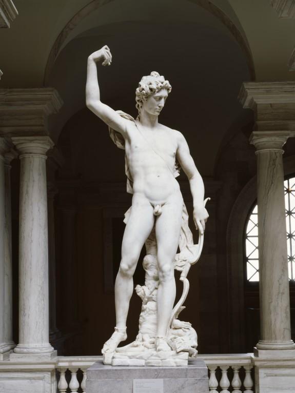 Apollo Victorious over Python