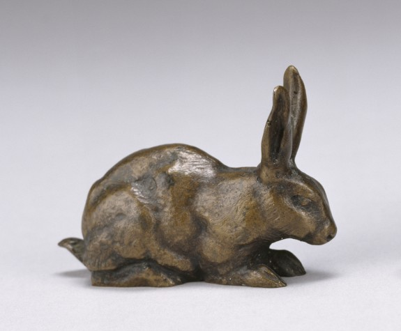 Rabbit, Ears Raised