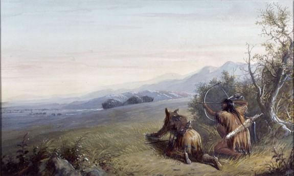 Approaching Buffalo